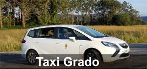 taxi grado