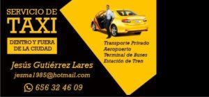 taxi jesus gutierrez taxisreserva