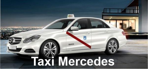 Radio taxi en Madrid